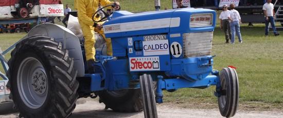 Ford 5000 un turbo et 250 ch pour le pulling g n ration - Cars et les tracteurs ...