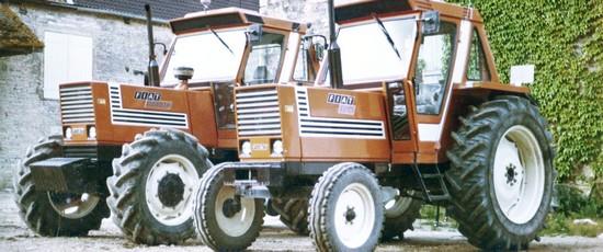 Fiat 880-5 et 1180, deux Fiat pour remplacer un County