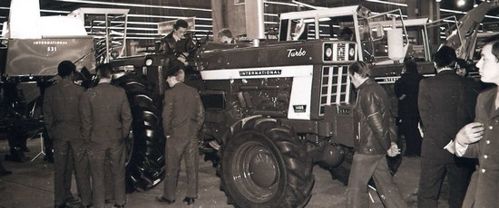 Il y a 40 ans, au Sima 1976