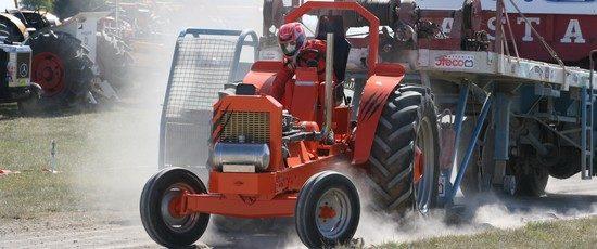 Mode d'emploi, construire un Tractor Pulling