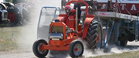 construire un Tractor Pulling