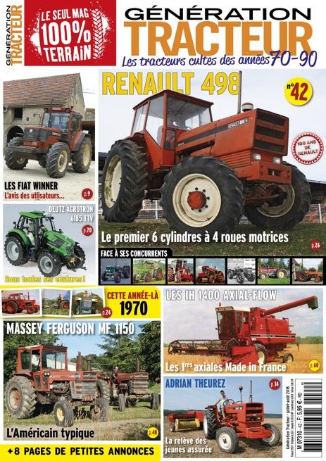 Génération Tracteur n°42
