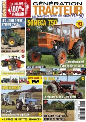 Génération Tracteur n°43
