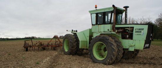 Steiger Bearcat PT 225 et Cougar ST 270, conçu par les agriculteurs, pour les agriculteurs