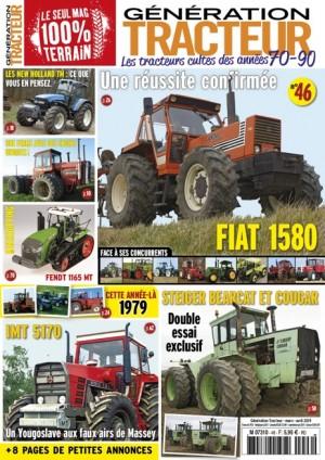 Génération Tracteur n°46