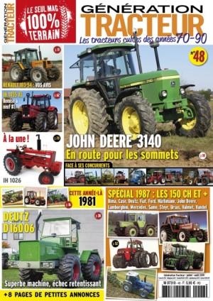 Génération Tracteur n°48