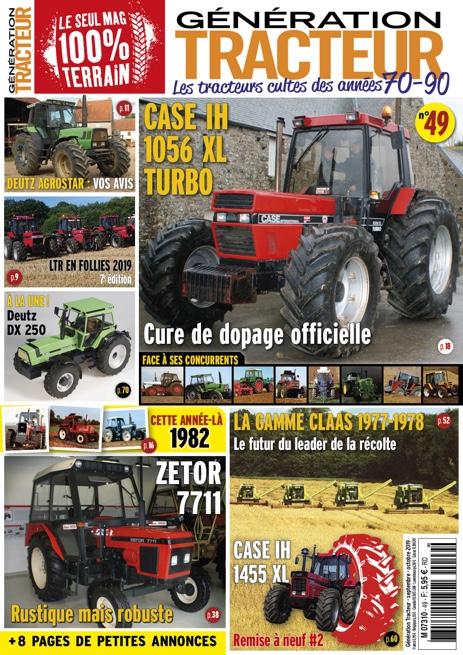 Génération Tracteur n°49