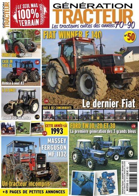 Génération Tracteur n°50