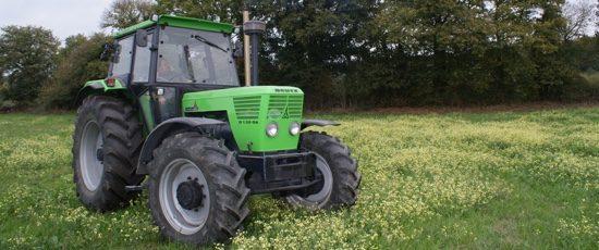 Deutz D 130 06, un tracteur au sommet