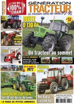 Génération Tracteur n°51