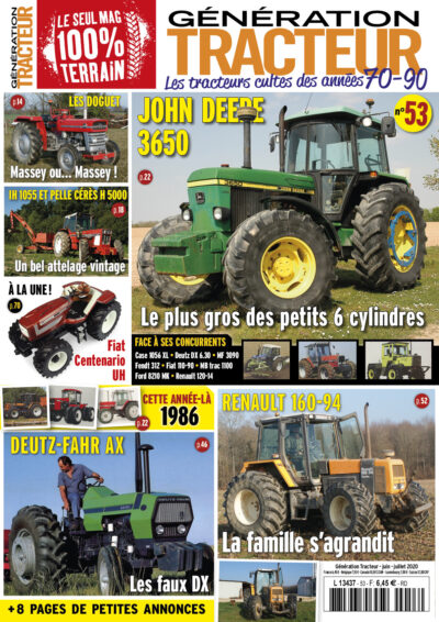 Génération Tracteur n°53