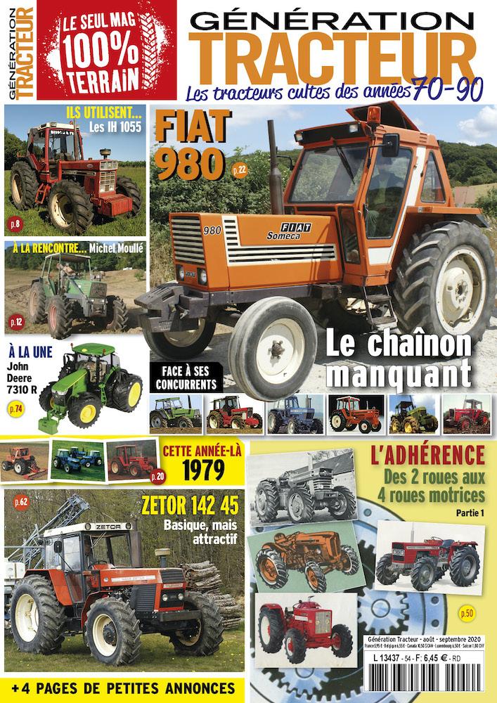 Génération Tracteur n°54
