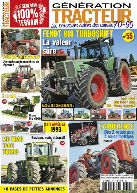 Génération Tracteur n°55