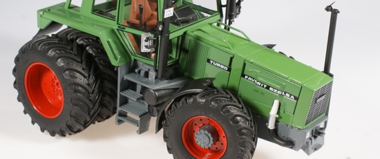 Fendt Favorit 626 LSA jumelé