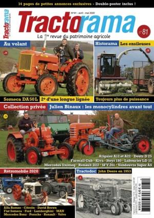Tractorama n°81