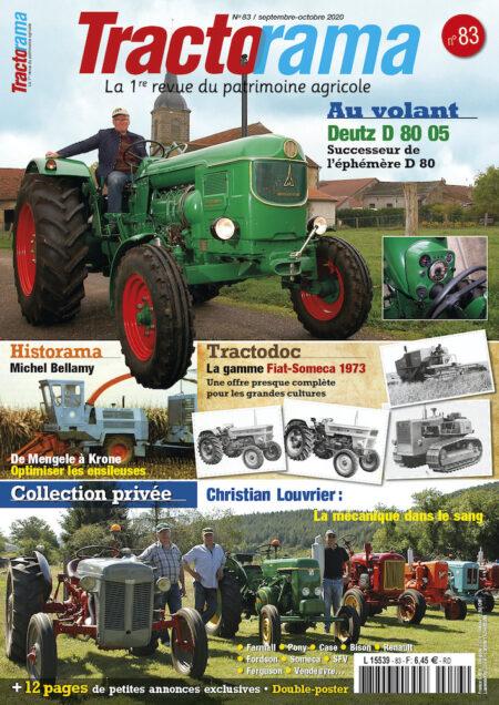 Tractorama n°83