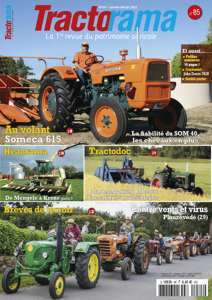 Tractorama 85