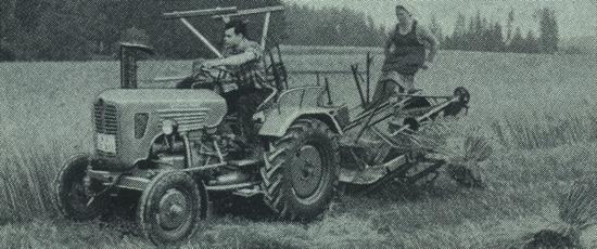 Bautz B14AS et Bautz-Hela D225, D415, D420