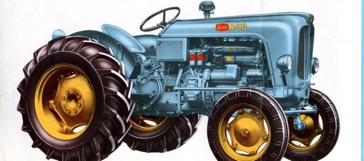 Landini R25, R50, R3000, R4000 et R6000