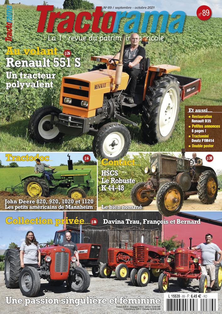 Tractorama 88