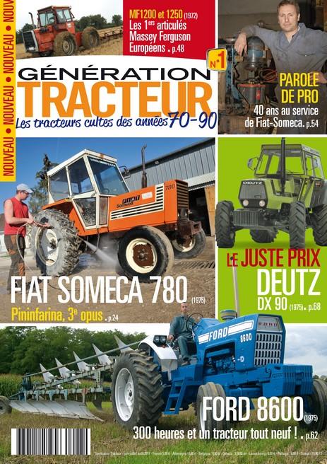 Génération Tracteur n°01