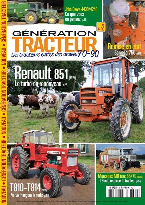 Génération Tracteur n°02