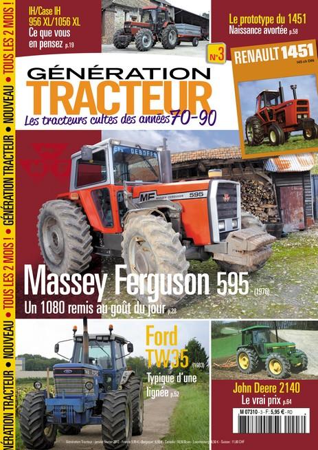 Génération Tracteur n°03