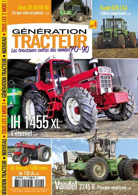 Génération Tracteur n°04
