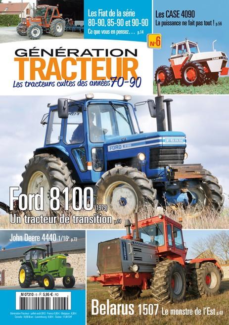 Génération Tracteur n°06