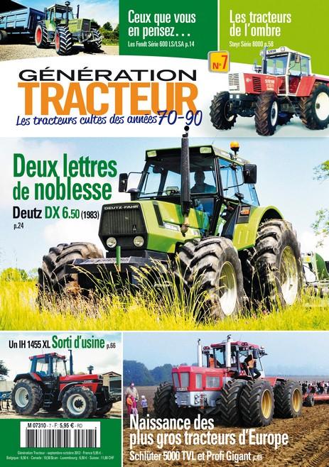 Génération Tracteur n°07