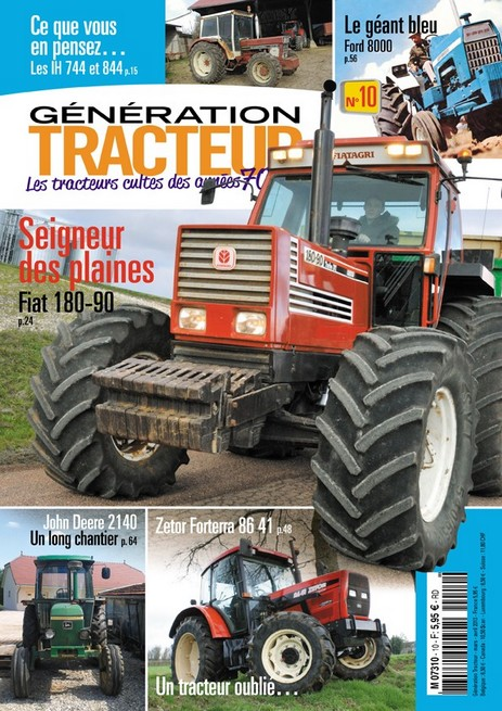 Génération Tracteur n°10