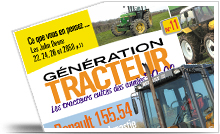 Génération Tracteur n°11