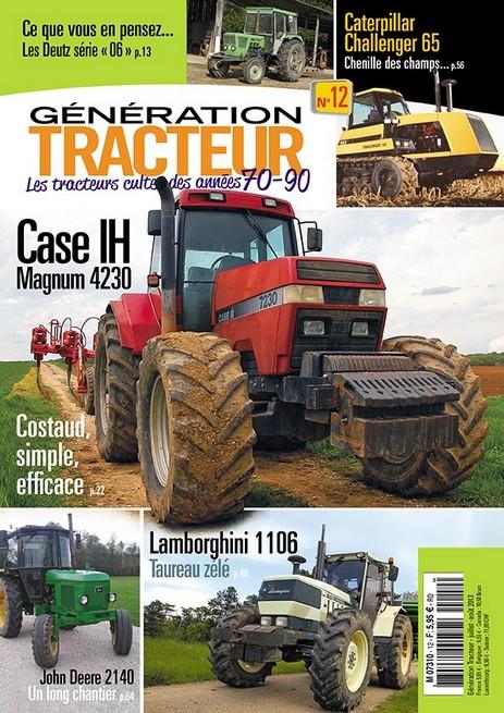 Génération Tracteur n°12