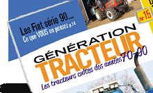 Génération Tracteur n°15