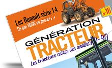 Génération Tracteur n°16